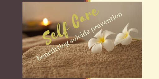 Self Care Benefitting Suicide Prevention (Beachwood)