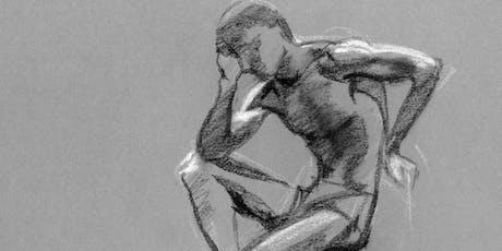 Academy Homeroom: Figure Drawing tickets