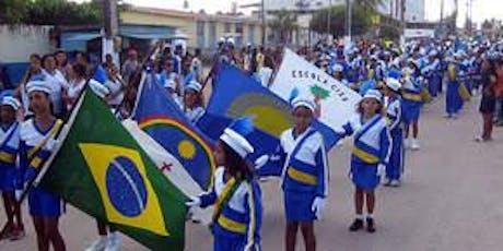 Desfile de 7 de Setembro ingressos