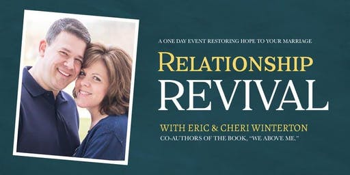 Relationship Revival - Restoring Hope One Couple at a Time