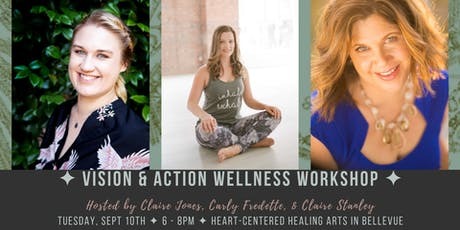 Vision & Action Wellness Workshop for Small Business Owners tickets