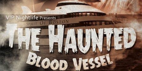 Haunted Blood Vessel - Pier Pressure Boston Halloween Party tickets