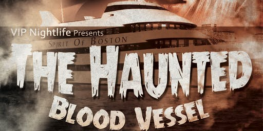 Haunted Blood Vessel - Pier Pressure Boston Halloween Party