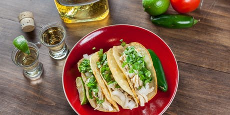 Tacos and Tequila | Cooking Class with Chef Joel Olson tickets