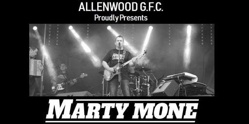 Allenwood GFC Proudly Presents Marty Mone & Family Fun Day