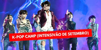 K-POP CAMP (Intensivão de SETEMBRO)