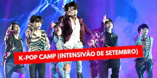 K-POP CAMP (Intensivão de SETEMBRO)