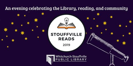 Stouffville Reads 2019 tickets