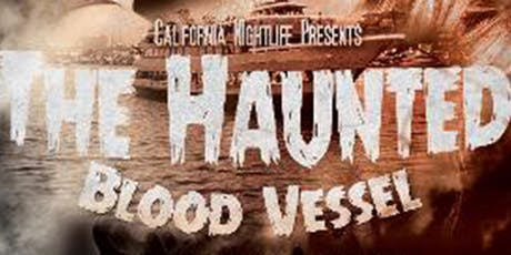 7th Annual Haunted Blood Vessel Marina Del Rey Halloween Yacht Party tickets