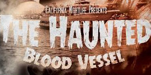 7th Annual Haunted Blood Vessel Marina Del Rey Halloween Yacht Party