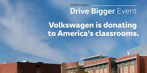 Central Valley Volkswagen | Drive Bigger Event