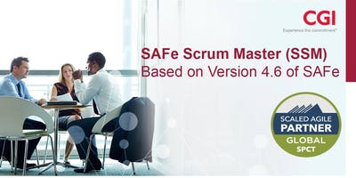 SAFe Scrum Master (SSM)4.6 with SSM Certification