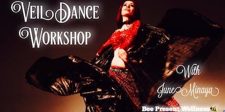 Veil Dance Workshop tickets