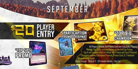 Argent Saga Regional - No Limit Gaming tickets