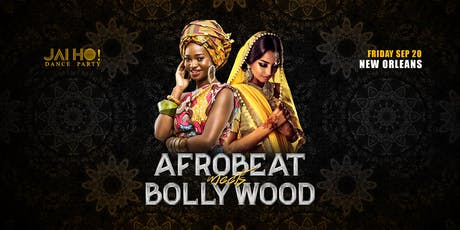 Nola Dance United: Bollywood, Latin & Afrobeats Night tickets