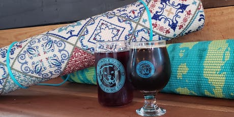 Yoga and Brews at Brindle Haus Brewing tickets