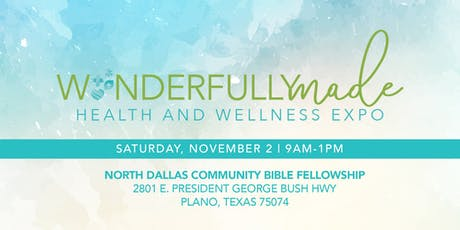 Wonderfully Made Health & Wellness Expo tickets