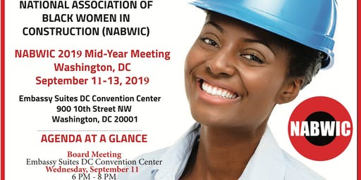 NABWIC 2019 Mid-Year Meeting - Congressional Black Caucus