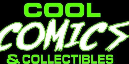 Cool Comics Expo