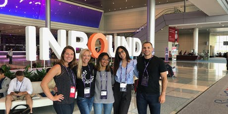 The INBOUND 19 Recap [Free Meetup] tickets
