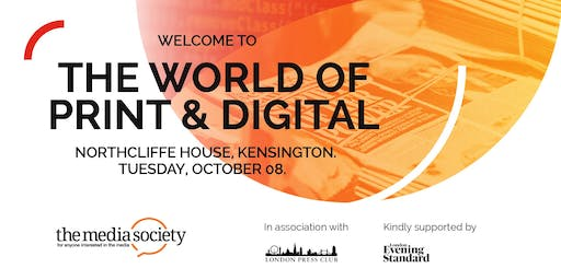 The Media Society: Welcome To The World of Print & Digital Media