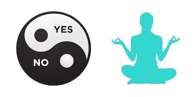 No/Yes Active Meditation
