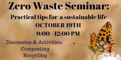 Zero Waste Seminar