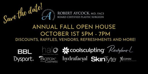 Annual Fall Open House