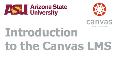 Canvas Training - Introduction (Tempe)