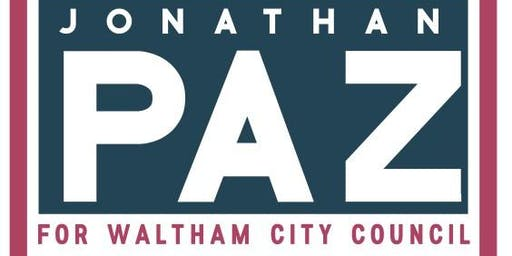 Paz for Waltham End of Summer Reception