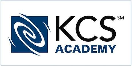 KCS Coaching Meet Up billets
