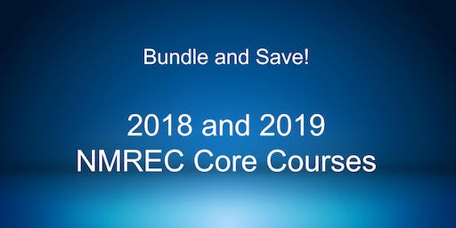 Bundle and Save! 2018 and 2019 Core Courses, Save 10%
