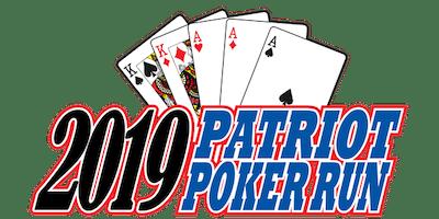 2019 Patriot Poker Run benefiting the Lake Pontchartrain Basin Foundation