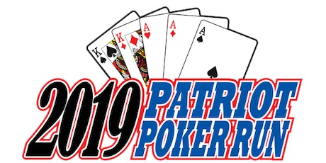 2019 Patriot Poker Run benefiting the Lake Pontchartrain Basin Foundation  tickets