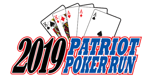 2019 Patriot Poker Run benefiting the Lake Pontchartrain Basin Foundation