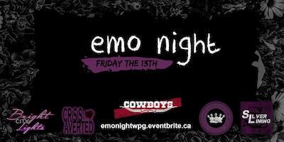 emo night - winnipeg