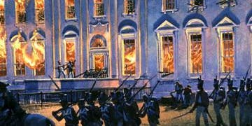 DC Cycling Concierge & The Bike Rack Present: The Burning of Washington