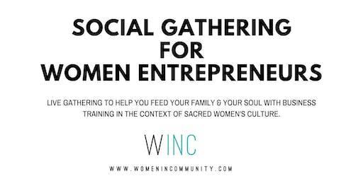 WINC Wealth Nights for Women Entrepreneurs in Boulder