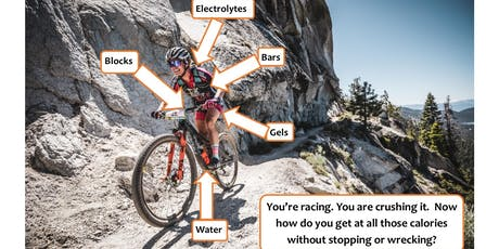 MTB Race Skill Clinic: How to Picnic on the Bike and Stay Upright tickets