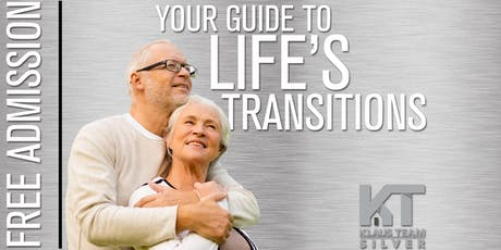 Klaus Team Silver: Your Guide to Life's Transitions tickets