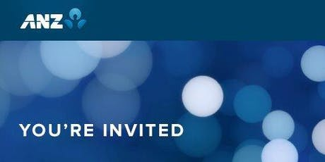 ANZ - Accessing Markets through Local Freight Solutions tickets