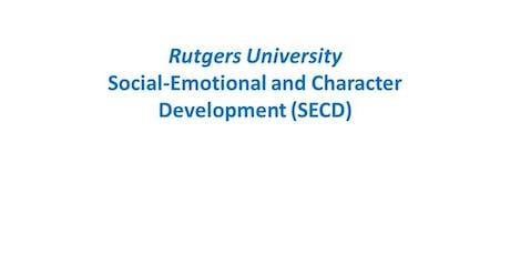 Rutgers' University SEL 101-102 Courses tickets