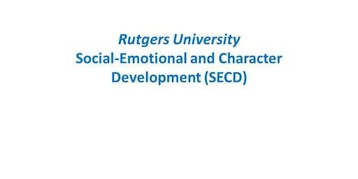 Rutgers' University SEL 101-102 Courses