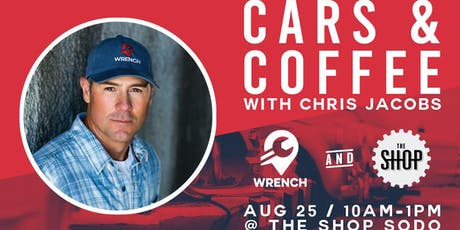 Cars & Coffee with Chris Jacobs tickets
