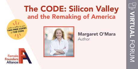 FFA Forum - THE CODE: Silicon Valley and the Remaking of America tickets
