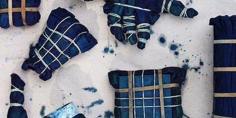 Shibori Dye Workshop  tickets