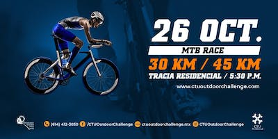 CTU Outdoor Challenge MTB Race