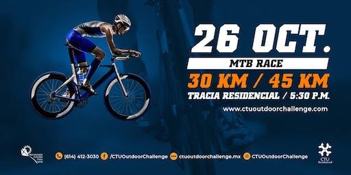 CTU Outdoor Challenge MTB Race
