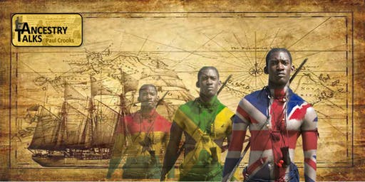 African & Jamaican & British Roots: Who do you think you are?
