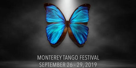 The Butterfly Monterey Tango Festival tickets